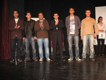 Erzurum'da Polis ve DT'den tiyatro 9