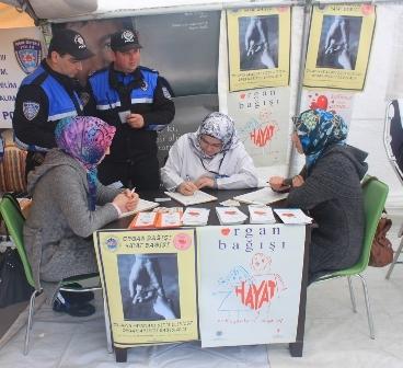 Erzurum'da organ ve kan aldılar 1