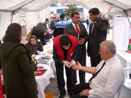 Erzurum'da organ ve kan aldılar 10