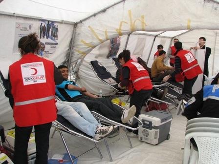 Erzurum'da organ ve kan aldılar 4