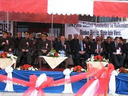 Polis teşkilatı 165.yılını kutladı 1