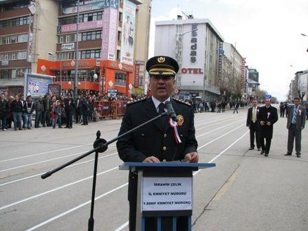 Polis teşkilatı 165.yılını kutladı 2