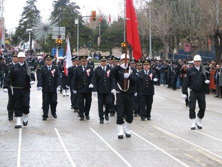 Polis teşkilatı 165.yılını kutladı 7
