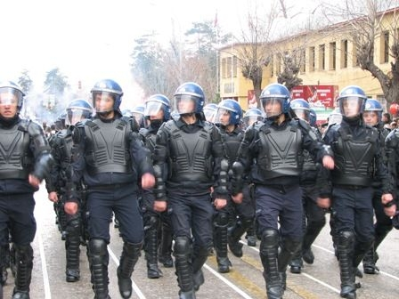Polis teşkilatı 165.yılını kutladı 9