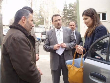 Erzurum'da halk onu görüyor!.. 2