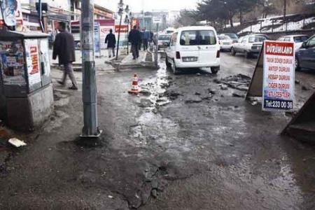Bu fotoğraflar Erzurum'da çekildi 1