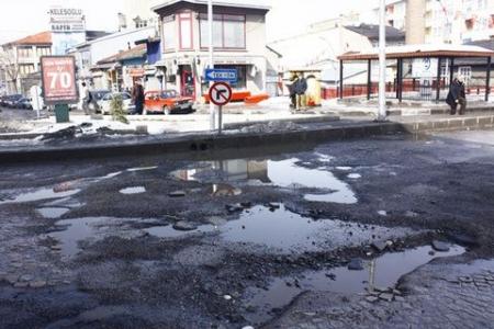 Bu fotoğraflar Erzurum'da çekildi 12