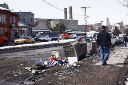 Bu fotoğraflar Erzurum'da çekildi 15