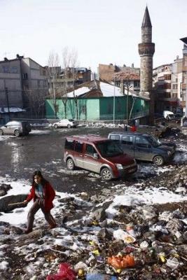 Bu fotoğraflar Erzurum'da çekildi 20