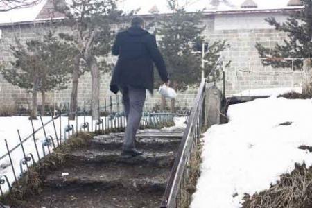 Bu fotoğraflar Erzurum'da çekildi 3