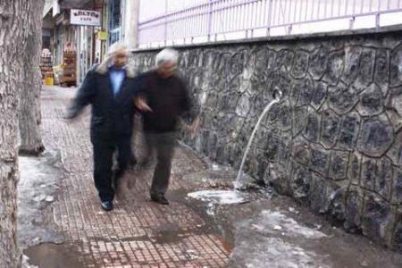 Bu fotoğraflar Erzurum'da çekildi 9