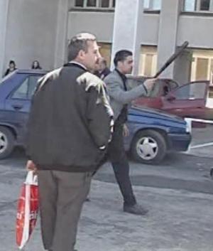 Şok olay Erzurum'da yaşandı 1