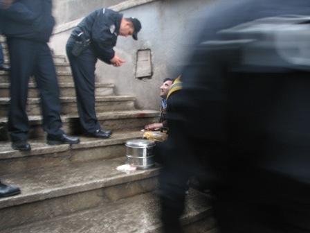 Erzurum iki kişi bıçaklandı 1