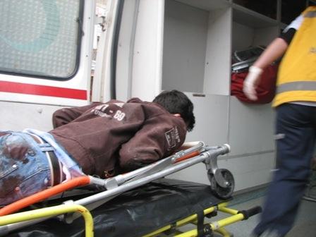 Erzurum iki kişi bıçaklandı 5