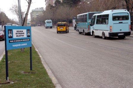 Erzurum'da Cadde bilmecesi! 1