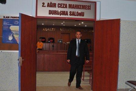 İşte Erzurum'daki duruşma salonu 1