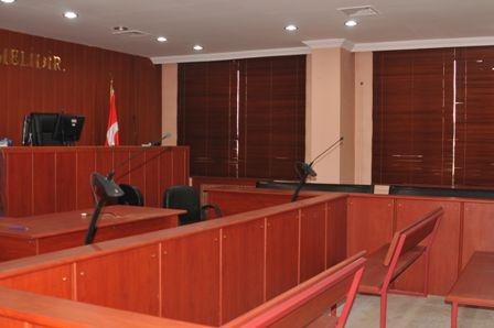 İşte Erzurum'daki duruşma salonu 4