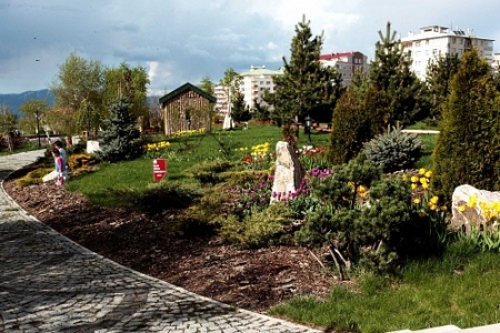 Erzurum'da buraya giden var mı! 4