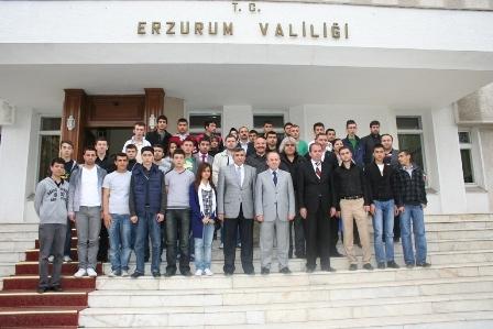 Bağcılar'dan Erzurum'a ziyaret 1