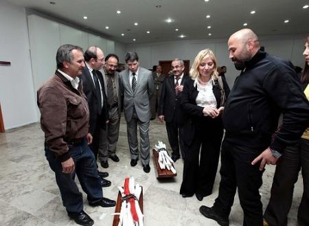 Erzurum'da Lisansüstü sergi 2