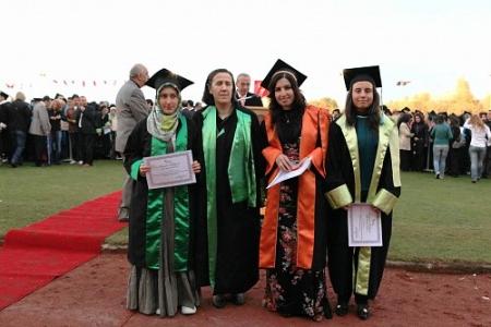 7 bin 500 öğrenci mezun oldu! 11