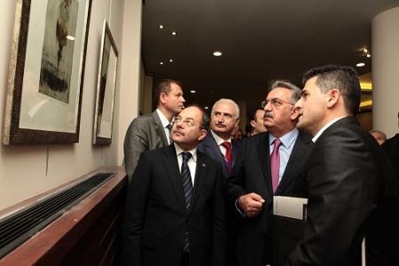Erzurum'daki buluşmada 2. gün 2