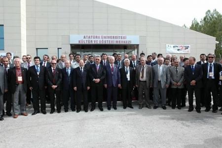 Erzurum'daki buluşmada 2. gün 6