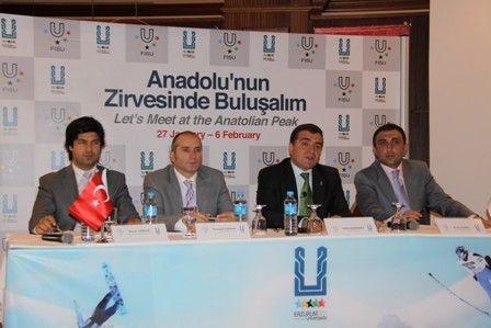 Erzurum'da uzmanlara panel verdi 1