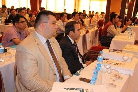 Erzurum'da uzmanlara panel verdi 3