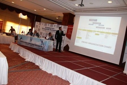 Erzurum'da uzmanlara panel verdi 4