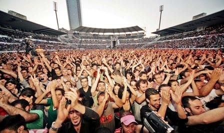 25. yıla 55 bin seyirci!... 1
