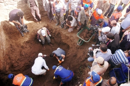Erzurum'da katliamın kanıtları! 2