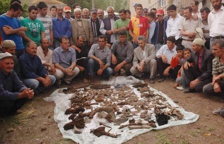 Erzurum'da katliamın kanıtları! 3