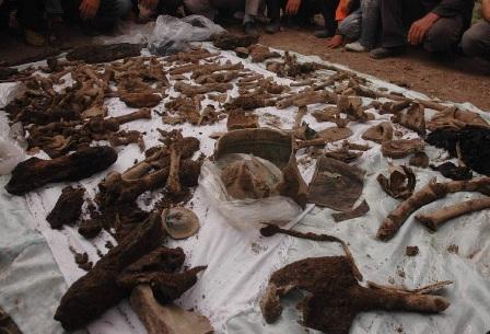 Erzurum'da katliamın kanıtları! 4