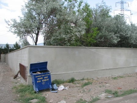 Erzurum'da şok yaratan villalar 11