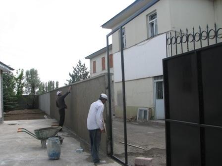 Erzurum'da şok yaratan villalar 4