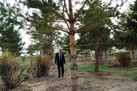 Erzurum bir parka daha kavuşuyor! 1