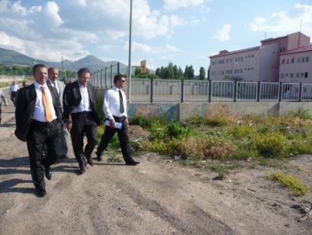 Boydak'tan Erzurum'a spor salonu! 2