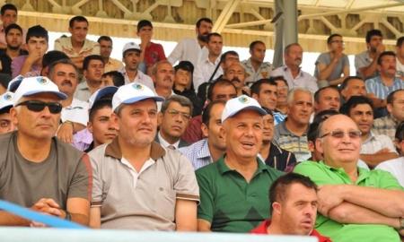 Erzurum'a bayram yaşattılar 4