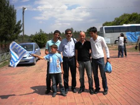 Erzurum'a bayram yaşattılar 6
