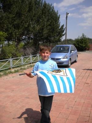Erzurum'a bayram yaşattılar 8
