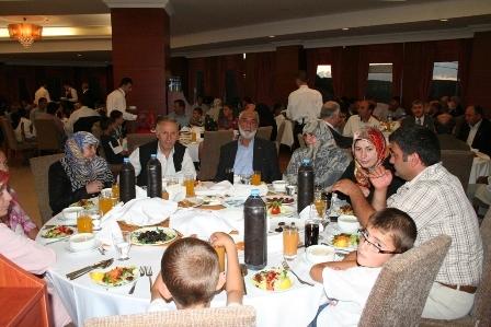 Erzurum Valisinden iftar! 1