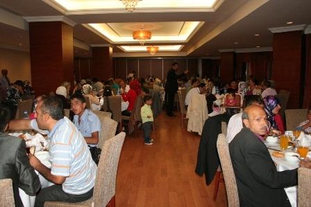 Erzurum Valisinden iftar! 2