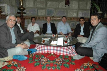İHA'a ailesi Erzurum'da toplandı 1