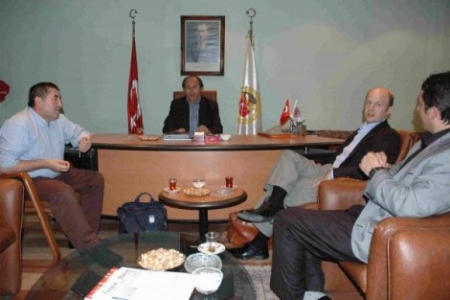İHA'a ailesi Erzurum'da toplandı 2
