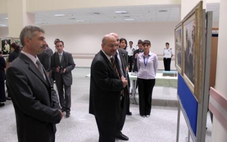 Erzurum'da hastalara eğitim 1