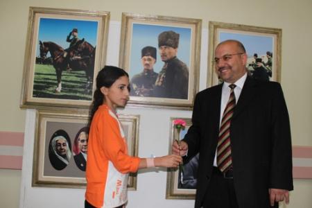 Erzurum'da hastalara eğitim 2