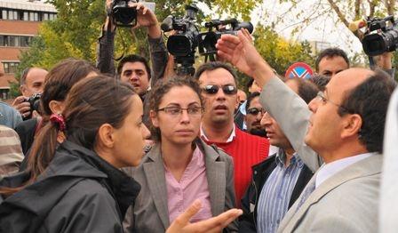 Erzurum'da üç tahliye!... 2