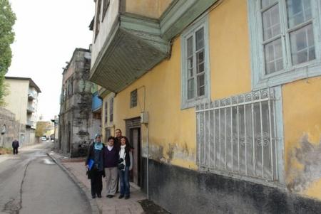 Erzurum'a eski evler sokağı! 3