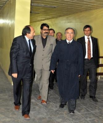 Şahin, Erzurum'da DAGC'ni tanıdı! 1